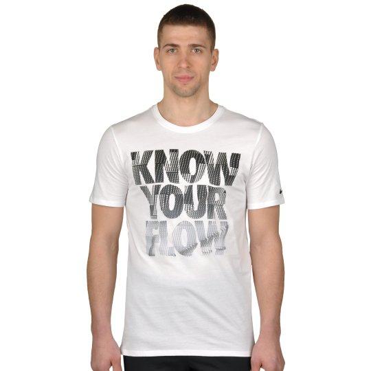 Футболка Nike Tee-Know Your Flow - фото