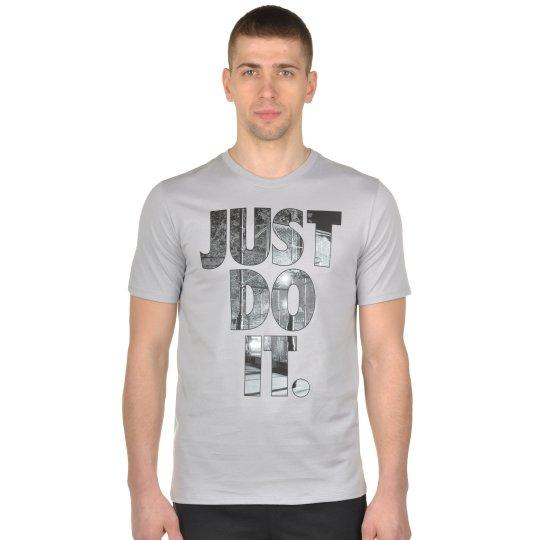 Футболка Nike Tee-Jdi Photo Fill - фото