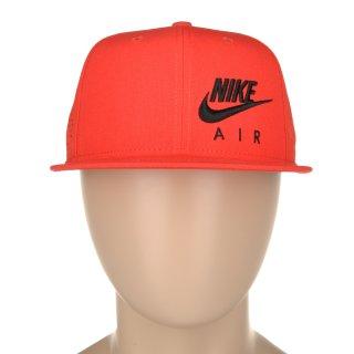 Кепка Nike Air Hybrid True - Red - фото 5