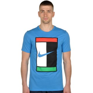 Футболка Nike Oz Court Logo Tee - фото 1