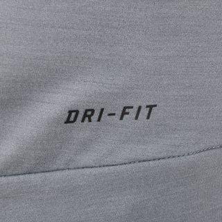 Кофта Nike Dri-Fit Training Fleece Fz Hdy - фото 6