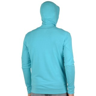 Кофта Nike Dri-Fit Training Fleece Fz Hdy - фото 3