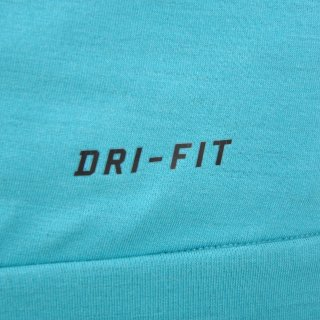 Кофта Nike Dri-Fit Training Fleece Fz Hdy - фото 6