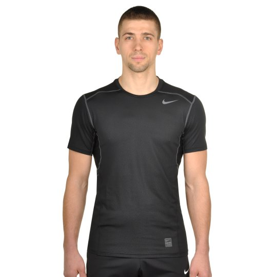 Футболка Nike Hypercool Fttd Ss Top - фото