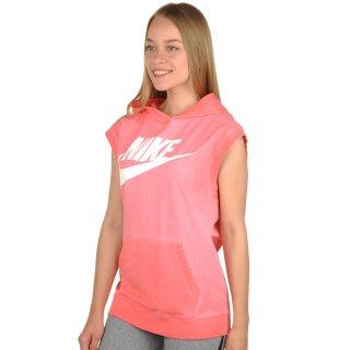Футболка Nike Sleeveless Po Hoody-Wash - фото 2