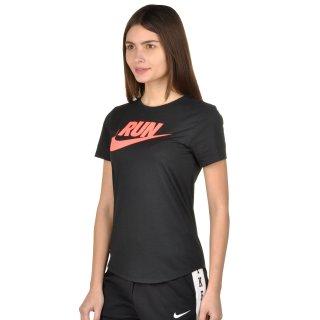 Футболка Nike Run P W Run Swoosh Brnd Rd Tee - фото 2