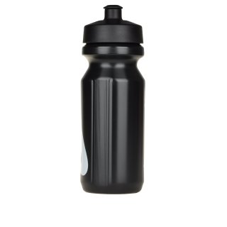 Пляшка Nike Big Mouth Water Bottle  Black/White - фото 2