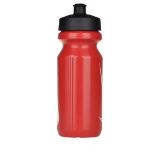 Пляшка Nike Big Mouth Water Bottle  Sport Red/White - фото 2