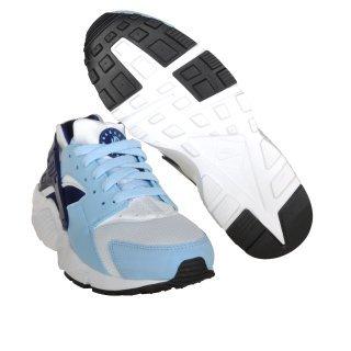 Кросівки Nike Girls' Huarache Run (GS) Shoe - фото 3