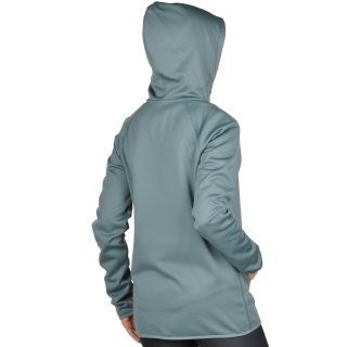 Кофта Nike Women's Therma Training Hoodie - фото 3