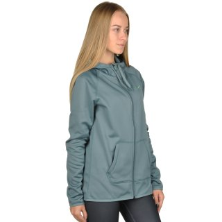 Кофта Nike Women's Therma Training Hoodie - фото 5