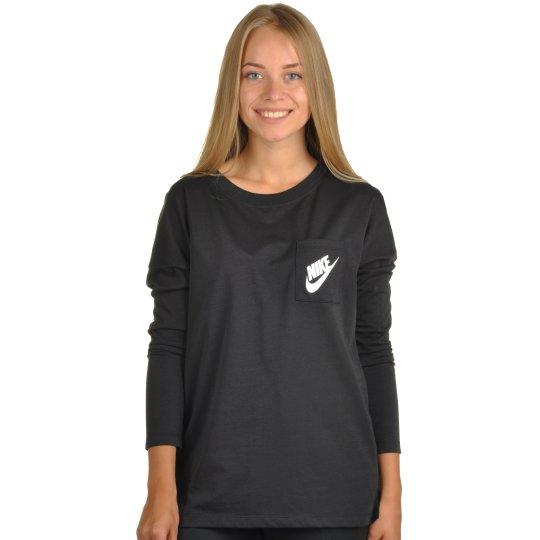 Кофта Nike Women's Sportswear Top - фото