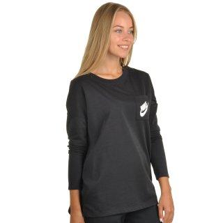 Кофта Nike Women's Sportswear Top - фото 4