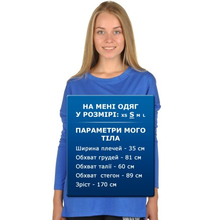 Кофта Nike Women's Sportswear Top - 94396, фото 6 - інтернет-магазин MEGASPORT