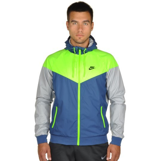 Куртка-вітровка Nike Men's Sportswear Windrunner Jacket - фото