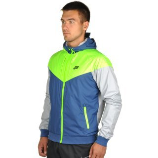 Куртка-вітровка Nike Men's Sportswear Windrunner Jacket - фото 2