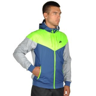 Куртка-вітровка Nike Men's Sportswear Windrunner Jacket - фото 4