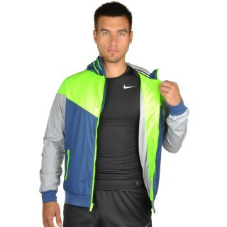 Куртка-вітровка Nike Men's Sportswear Windrunner Jacket - фото 5