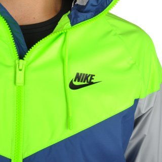 Куртка-вітровка Nike Men's Sportswear Windrunner Jacket - фото 6