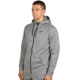 Кофта Nike Men's Therma Training Hoodie - фото 2