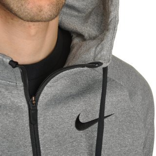 Кофта Nike Men's Therma Training Hoodie - фото 6