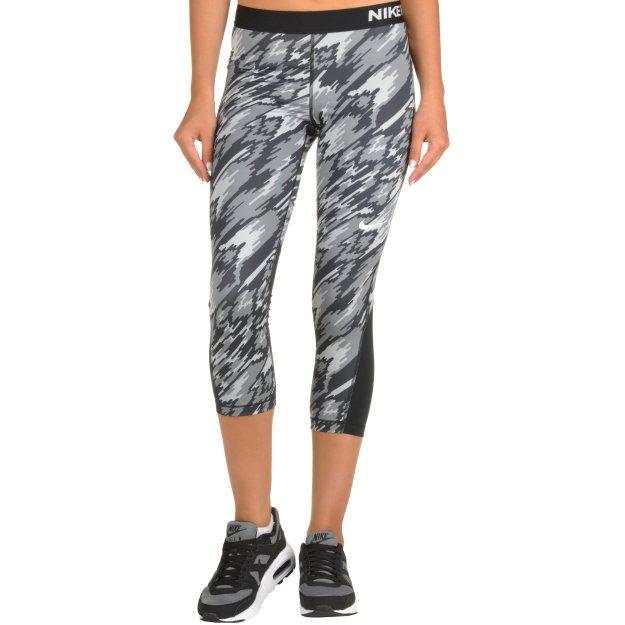 Лосины Nike Women's Pro Cool Capri - MEGASPORT