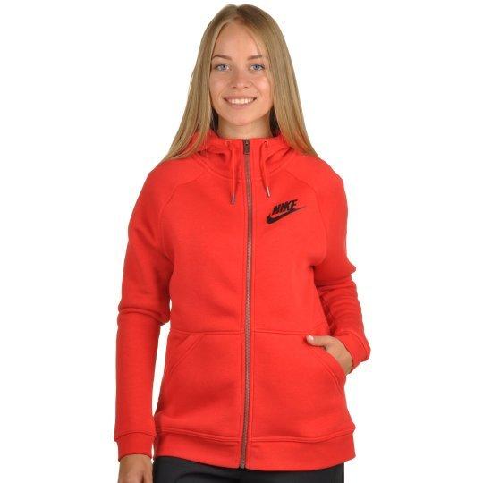 Кофта Nike Women's Sportswear Rally Hoodie - фото
