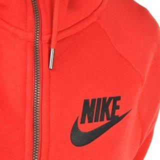 Кофта Nike Women's Sportswear Rally Hoodie - фото 6