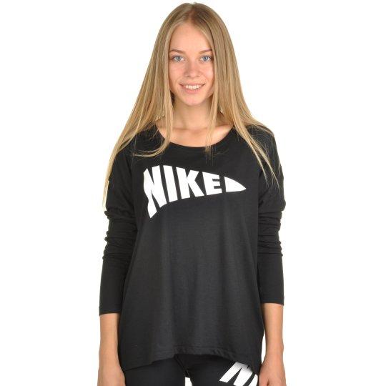 Футболка Nike W Nsw Top Ls - фото