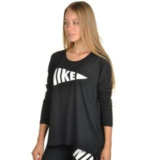 Футболка Nike W Nsw Top Ls - фото 2