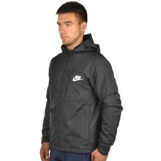 Куртка Nike M Nsw Av15 Jkt Wvn Hd - фото 2