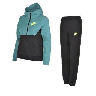 Костюм Nike Boys' Sportswear Warm-Up Track Suit - фото 1