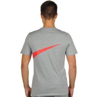 Футболка Nike Tee-Oversize Swoosh - фото 3
