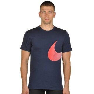 Футболка Nike Tee-Oversize Swoosh - фото 1