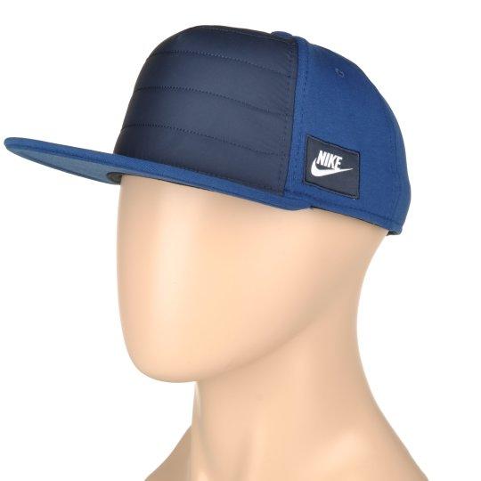 Кепка Nike Advance 15 True - Blue - фото