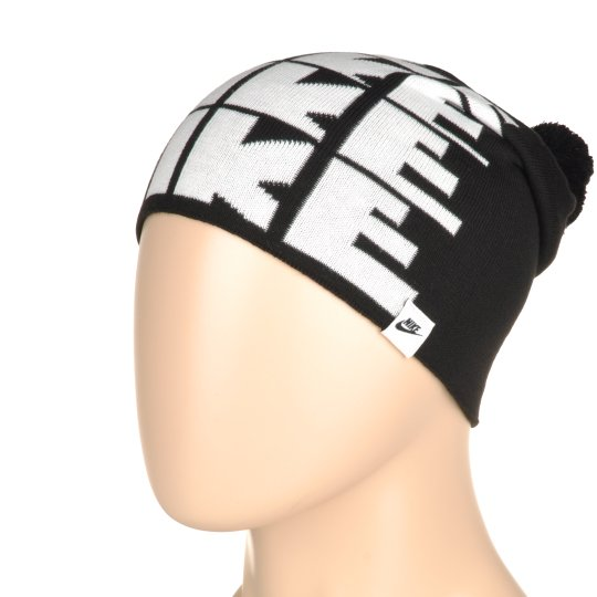 Шапка Nike Kids' Futura Pom Knit Hat - фото