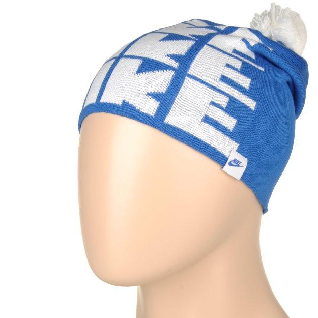 Шапка Nike Kids' Futura Pom Knit Hat - MEGASPORT