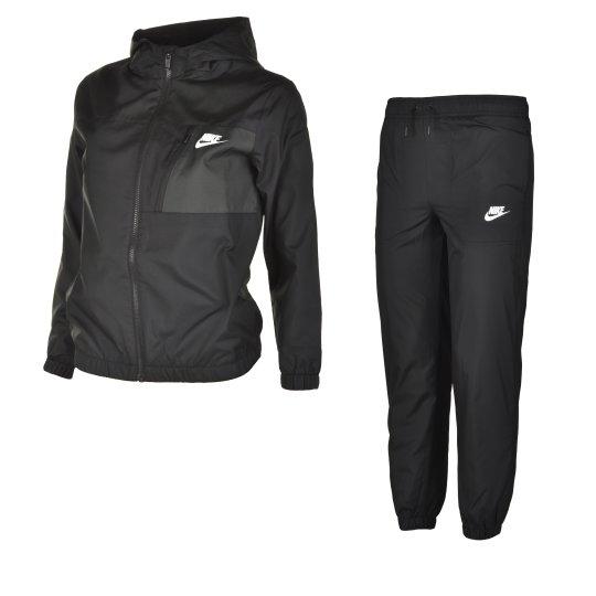 Костюм Nike Boys' Sportswear Warm-Up Track Suit - фото