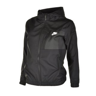 Костюм Nike Boys' Sportswear Warm-Up Track Suit - фото 2