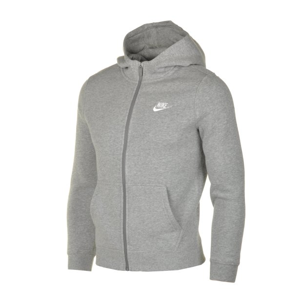 Кофта Nike Boys' Sportswear Hoodie - MEGASPORT