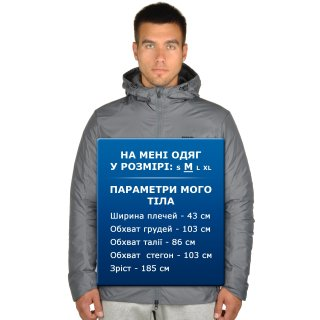 Куртка Nike M Nsw Syn Fill Hd Jacket - фото 7