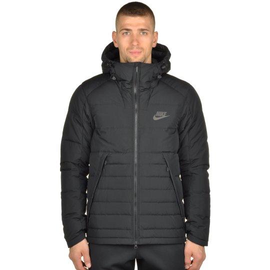 Куртка-пуховик Nike M Nsw Down Fill Hd Jacket - фото