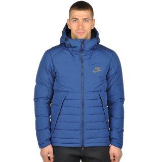 Куртка-пуховик Nike M Nsw Down Fill Hd Jacket - фото 1