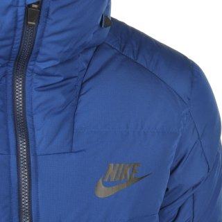 Куртка-пуховик Nike M Nsw Down Fill Hd Jacket - фото 7