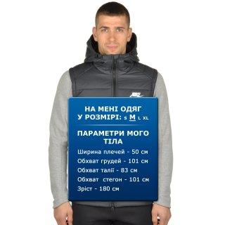 Куртка Nike M Nsw Av15 Syn Hd Jkt - фото 8