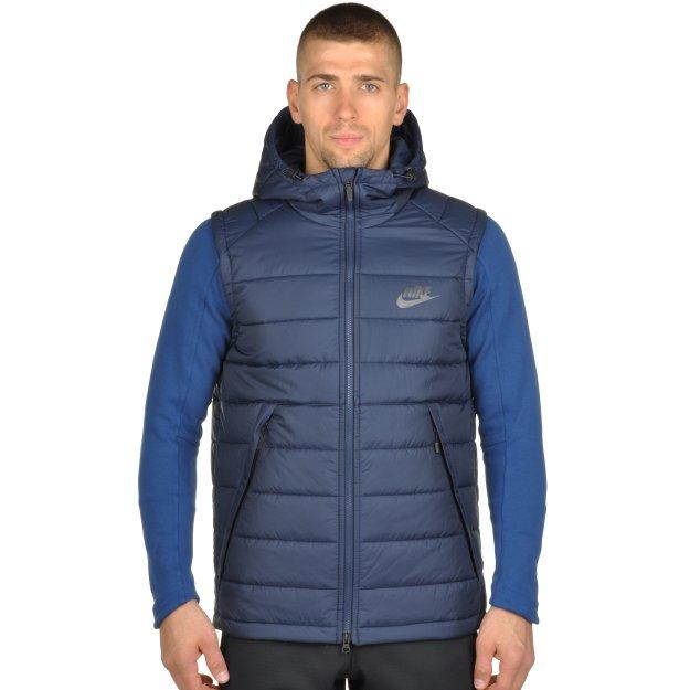 Куртка Nike M Nsw Av15 Syn Hd Jkt - MEGASPORT