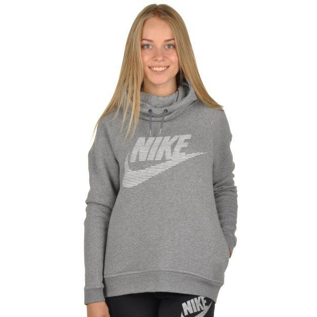 Кофта Nike W Nsw Rly Fnl Gx1 - MEGASPORT
