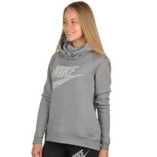 Кофта Nike W Nsw Rly Fnl Gx1 - фото 2