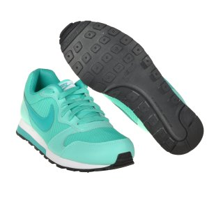 Кросівки Nike Girls' Md Runner 2 (Gs) Shoe - фото 3