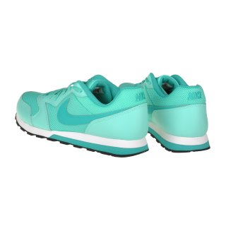 Кросівки Nike Girls' Md Runner 2 (Gs) Shoe - фото 4